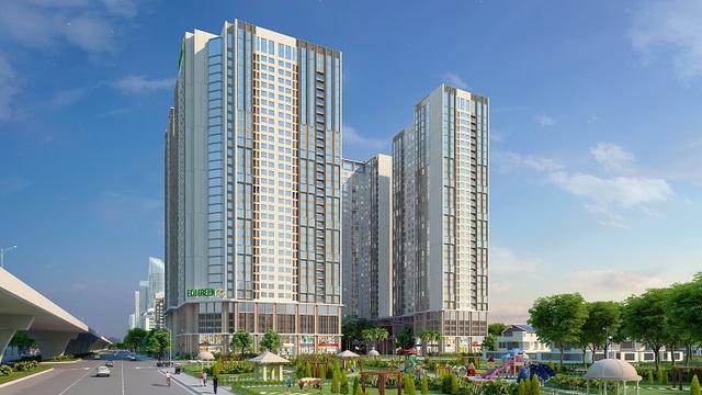 Dự án Eco – Green City áp dụng công nghệ vượt trội trong xây dựng