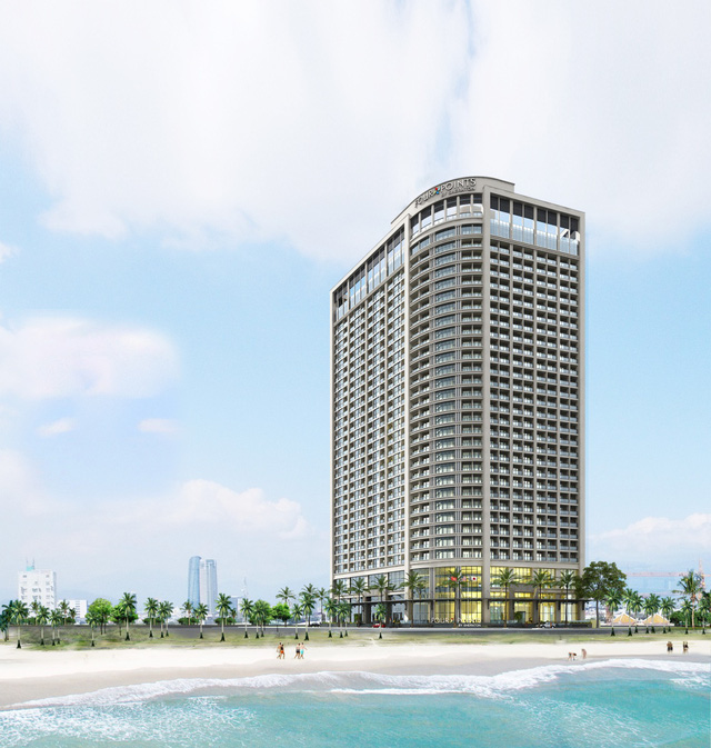 Luxury Apartment là một trong những dự án tiêu biểu nhất được Savills lựa chọn giới thiệu trong Tuần lễ vàng mở bán.
