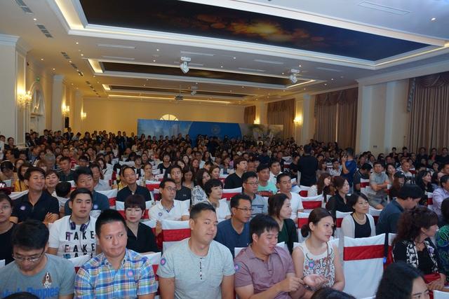 Ngay trong buổi công bố, dự án căn hộ cao cấp Riverpark Premier của Phú Mỹ Hưng đã nhanh chóng được khách hàng đặt mua đến 99%.