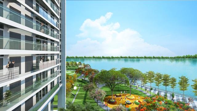 Dự án Riverpark Premier cũng đang tạo nên định cấp mới cho căn hộ cao cấp trên thị trường.