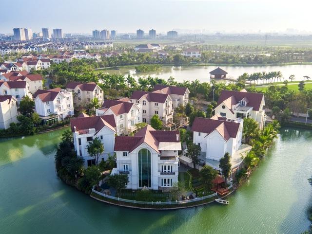 Biệt thự Vinhomes Riverside đẳng cấp bậc nhất nhưng mức giá cũng vượt xa khả năng của đại bộ phận người dân.
