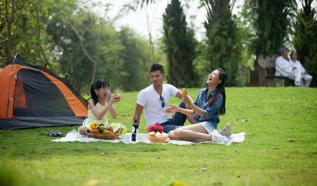 Người mua nhà đều mong muốn được sống trong không gian xanh và nhiều tiện ích.