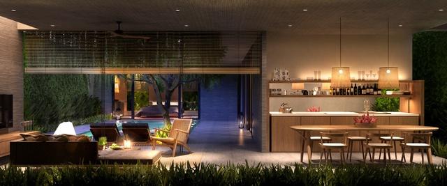 Mỗi căn biệt thự ven biển của The Coast Villas có giá bán chỉ từ 4,5 tỷ/ căn biệt thự 180m2 (đã bao gồm đầy đủ nội thất).