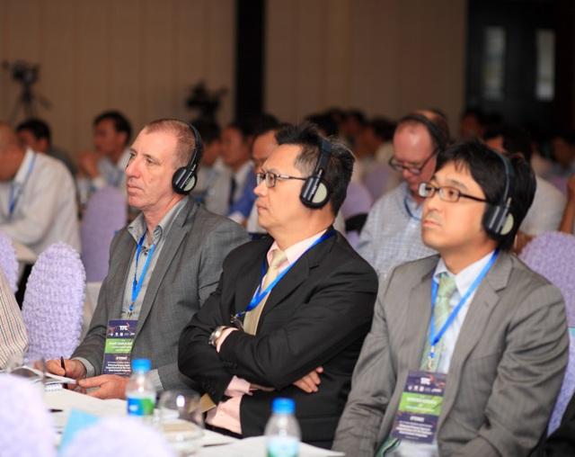 Hội thảo thường niên Mía đường Quốc tế TTC lần III với sự tham dự của nhiều chuyên gia quốc tế.