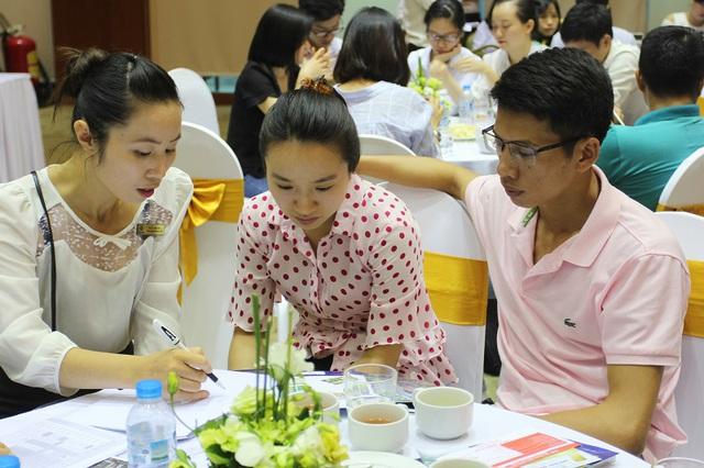 Nhiều khách hàng tìm đến Gemek Premium để thực hiện hóa giấc mở sở hữu nhà Hà Nội.