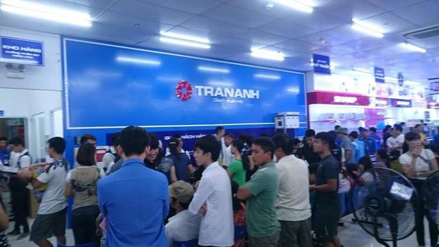 Trần Anh khai trương đồng loạt 2 siêu thị tại Miền Bắc - Ảnh 1.