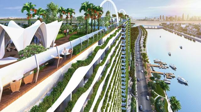 Dự án được đầu tư bài bản về không gian sống nhằm bảo vệ sức khỏe cư dân.