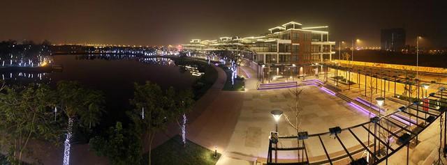 Khu vui chơi giải trí Le Parc ngay cạnh Hateco Hoàng Mai.
