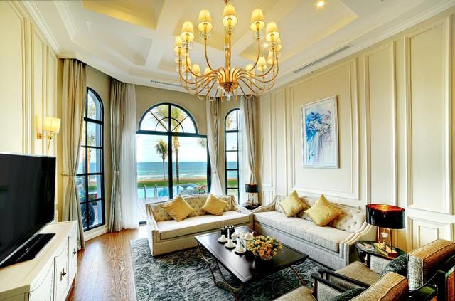 Cận cảnh biệt thự mẫu Vinpearl Phú Quốc Villas.