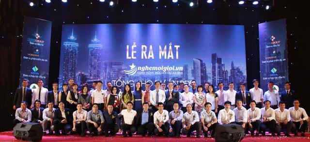 Ra mắt hơn 50 đại lý phân phối BĐS đầu tiên của nghemoigioi.vn.