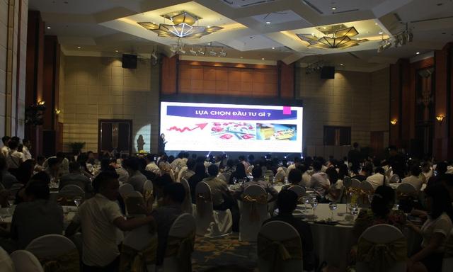 Coco Skyline Resort cơ hội đầu tư ưu việt mang lại giá trị gia tăng theo thời gian.