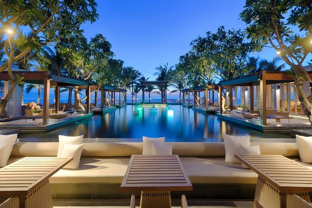 Naman Retreat - Một trong những Khu nghỉ dưỡng 5 sao được đầu tư bởi Empire Group.