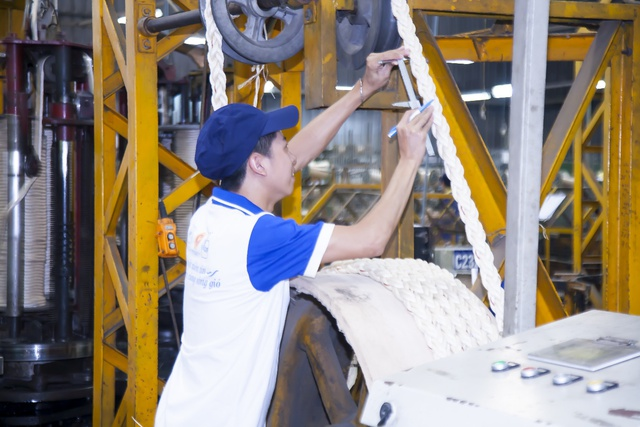 SBVN là doanh nghiệp dây thừng duy nhất tại Việt Nam cam kết bảo hành sản phẩm lên đến 3 năm.