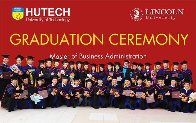 Chương trình MBA của ĐH Lincoln – HUTECH luôn được giới chuyên môn và học viên đánh giá cao.