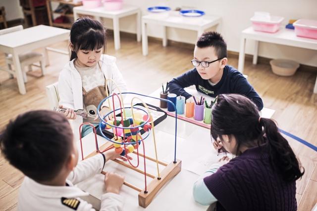 Môi trường giáo dục hoàn hảo và ưu việt tại theLINK L3, L4 Ciputra Hà Nội.