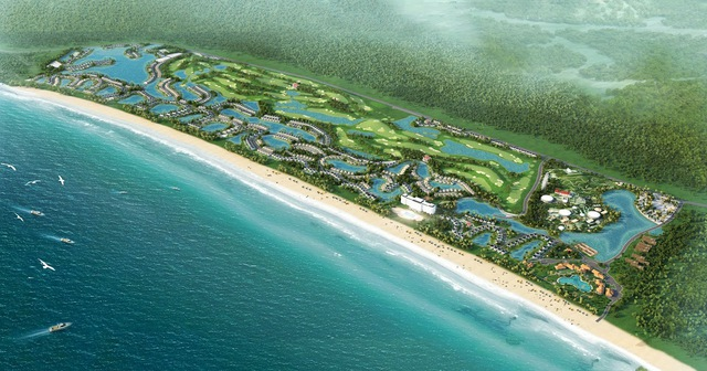 Quần thể Vinpearl Resort & Villas tại Phú Quốc.