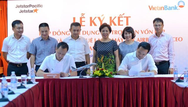 Hợp đồng tín dụng trị giá 117 triệu USD đã được ký kết thành công.