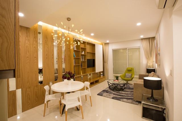 Tham quan căn hộ mẫu The Sun Avenue tại 67 Mai Chí Thọ, Q.2, TP.HCM.
