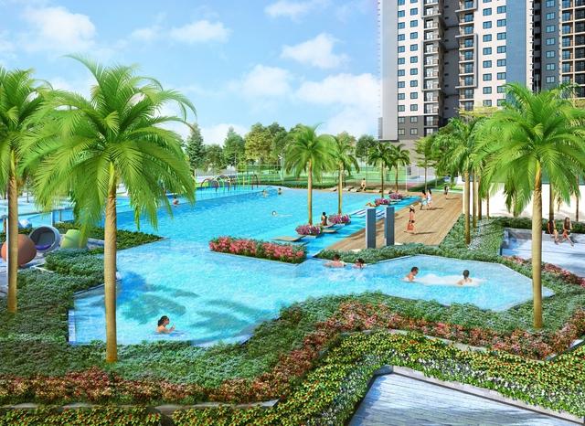 Với giá 2 tỉ đồng, bình quân mỗi tháng người mua chỉ thanh toán 20 triệu đồng là đã có thể sở hữu căn hộ Saigon South Residences đạt chuẩn Phú Mỹ Hưng.
