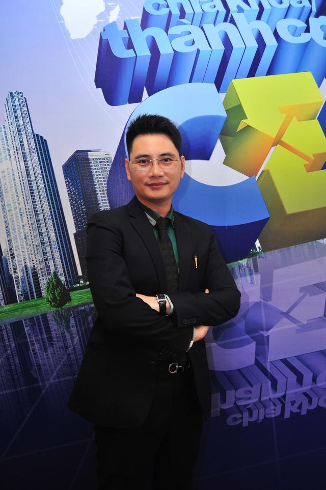 Doanh nhân Ngô Bàng Long – Tổng giám đốc Công ty Dịch vụ Bảo vệ Bình An.