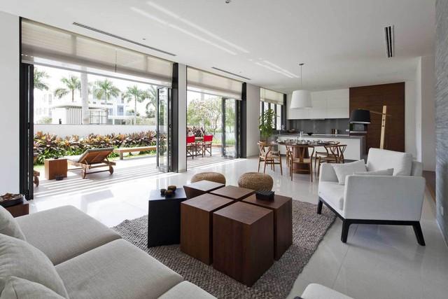 Kiến trúc tinh tế tại Lucasta đã mang về danh hiệu Top 5 thiết kế nội thất – Giải thưởng bất động sản Việt Nam 2015.