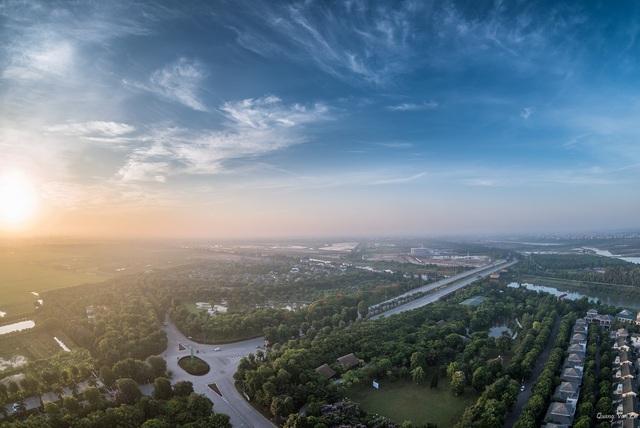 Là khu đô thị có cảnh quan tốt nhất thế giới, Ecopark chú trọng hợp tác cùng các đơn vị dẫn đầu trong mọi lĩnh vực.