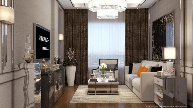 Mọi căn hộ của P3 đều có thiết kế thông minh và tinh tế.