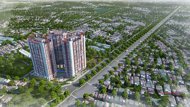 Khu vực phía nam Hà Nội hiện được đầu tư quy hoạch giao thông bài bản.