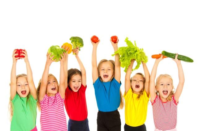 Chế độ dinh dưỡng được thiết kế đáp ứng đầy đủ nhu cầu phát triển của trẻ.