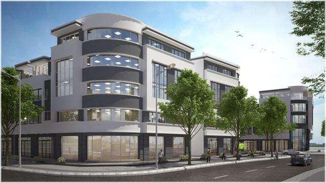 Với thiết kế tối ưu không gian sống và kinh doanh, Shophouse là sản phẩm đậc biệt thu hút khách hàng.