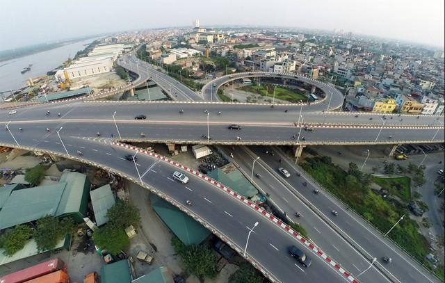 Bất động sản Long Biên gia tăng giá trị nhờ hạ tầng (nguồn: Internet).