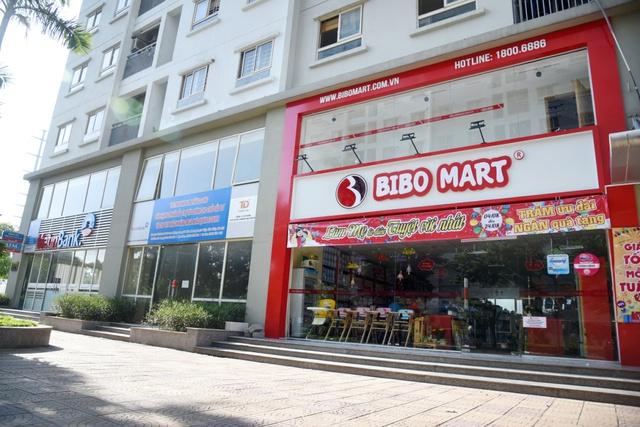 Nhiều ngân hàng, siêu thị và thương hiệu tiêu dùng lớn đã có mặt tại Ecohome.