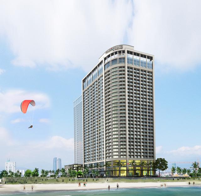 Thiết kế ấn tượng và đẳng cấp của Luxury Apartment của Alphanam Group.