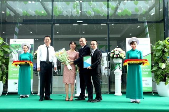 Ecohome Phúc Lợi đón nhận chứng chỉ xanh quốc tế EDGE do IFC/ Ngân hàng thế giới cấp ngày 19/11 vừa qua.