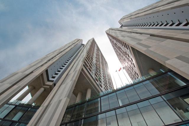 Dolphin Plaza – Công trình kiến trúc với không gian nghệ thuật đầy tính sáng tạo.
