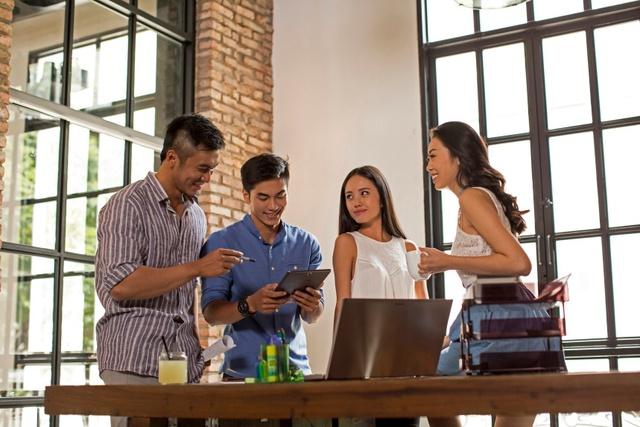 Sản phẩm tài chính thông minh giúp kết nối cộng đồng để có nhiều thời gian tận hưởng cuộc sống.