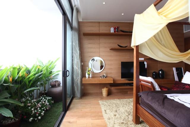 Phong cách Home Resort của căn hộ cao cấp Dolphin Plaza.