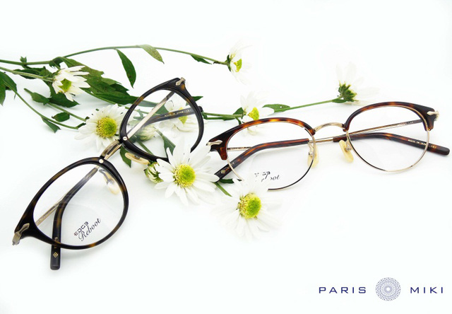 Sản phẩm kính chính hãng Paris Miki.