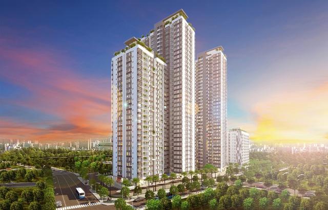 The Western Capital – Dự án có mức giá phù hợp đang tạo sóng thị trường.