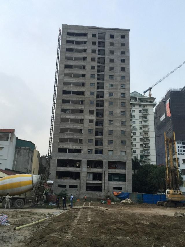 Liên danh Hải Phát Land, An Quý Hưng hợp tác với Hanco3 - BRG tại dự án Dream Center Home.