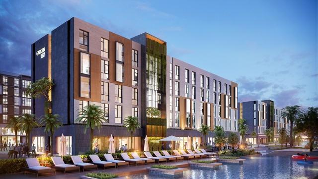 Tổ hợp giải trí sẽ đem lại cho thị trường sản phẩm đầu tư mới – Boutique Hotel.