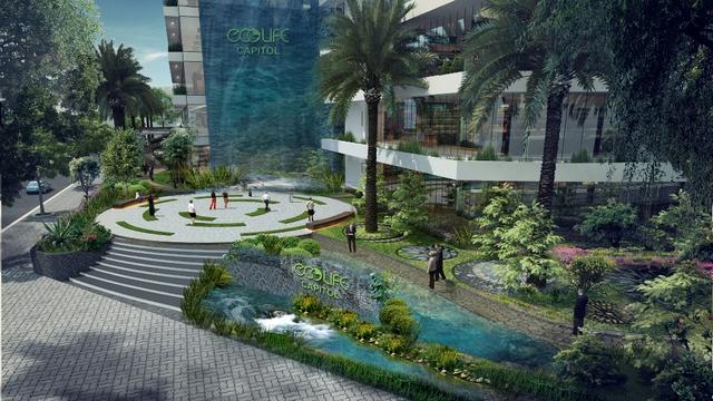Tung hàng những căn hộ cuối cùng, Ecolife Capitol dành cho khách hàng những phần ưu đãi hấp dẫn.