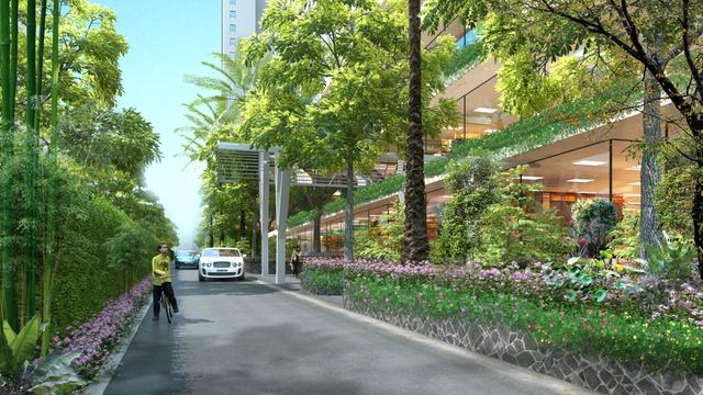 Dự kiến Ecolife Capitol sẽ bàn giao căn hộ cho cư dân vào tháng 4/2017 tới.