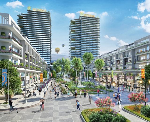 Nhờ thế đất sinh vượng khí, tài lộc khiến Mon Bay có sức hút lớn với giới đầu tư BĐS Quảng Ninh.