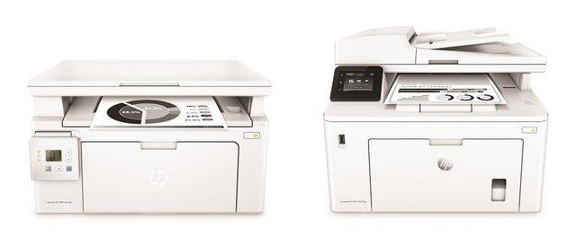 Dòng máy in HP LaserJet Pro MFP M130 HP LaserJet Pro MFP M227.