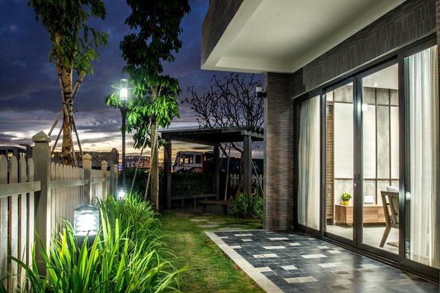 Không gian sống hài hòa với thiên nhiên và nội thất tinh tế theo phong cách Nhật.