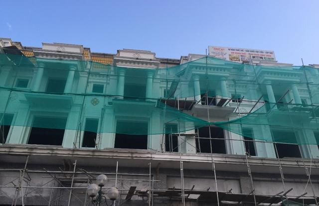 Kiến trúc hiện đại của Shophouse 24h.