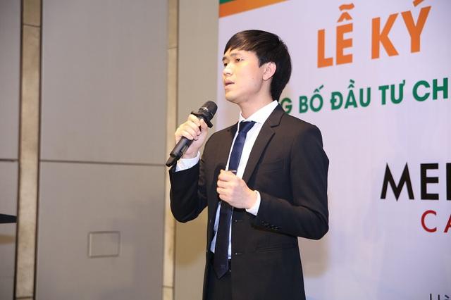 Ông Phùng Anh Tuấn - Chủ tịch Hội đồng quản trị kiêm Tổng giám đốc F88.