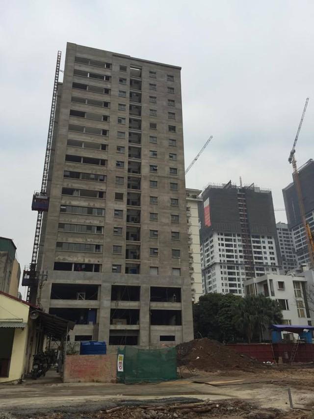 Các căn hộ Dream Center Home tại 282 Nguyễn Huy Tưởng giá chỉ từ 1,8 tỷ đồng.