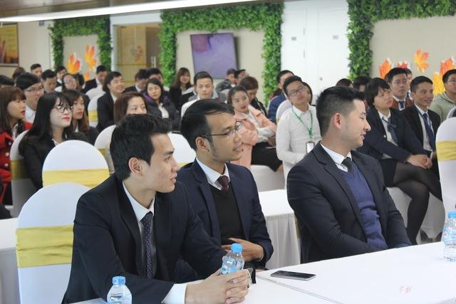 Lễ ra quân tại dự án GoldSeason (47 Nguyễn Tuân, Q.Thanh Xuân – Hà Nội).